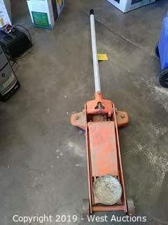 Vehicle Jack