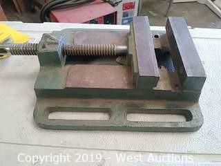 "Pittsburgh 4"" Drill Press Vise"
