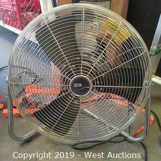 "SMC SVF20 21"" Diameter Fan"