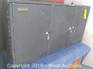 Storehouse 3-door Metal Locker