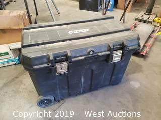 Stanley Promobile Job Chest And Contents