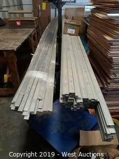 Bulk Lot: Aluminum 16' Aluminum Stock