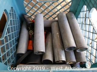 (11) Steel Baseplate Adapters