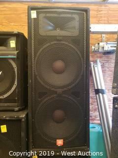 JBL JRX100 Speaker