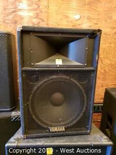 Yamaha S115IV Speaker
