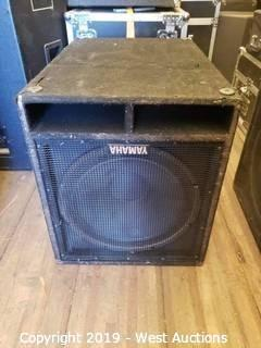 Yamaha SW118IV Speaker