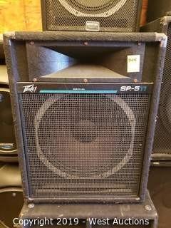 Peavey SP-5Ti Speaker