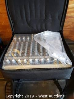 Mackie1202-VLZ3 in Gator Case