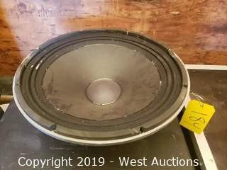 """JBL 2042H 18"""" Speaker"""
