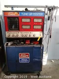 Sun Model 1015 Vintage Tune-Up Tester
