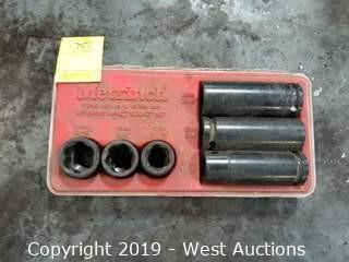"Metrinch ½"" Impact Socket Set"