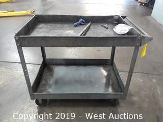 3'x2' Steel Work Cart