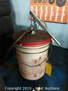 5 Gallon Barrel Pump