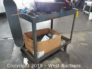 3'x2' Steel Work Cart (CART ONLY)