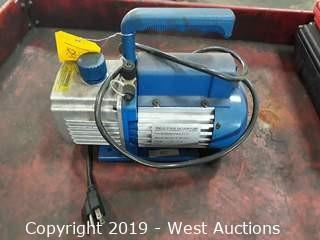 ATD 5CFM Single Stage Vacuum Pump