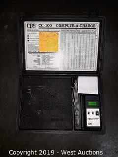 CPS CC-100 Compute-A-Charge