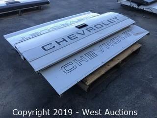 (3) Chevrolet Truck Tailgates