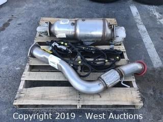 Pallet Of Vehicle Parts