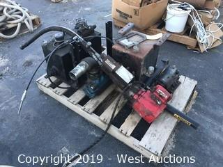 Pallet of Pump and Parts