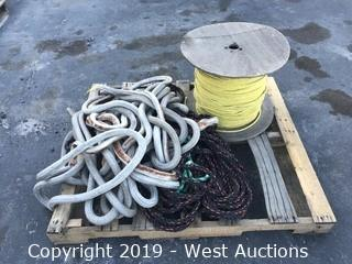 Pallet of Rope