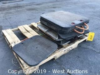 Pallet Of Outrigger Pads