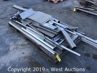 Pallet of Aluminum/Metal Remnants
