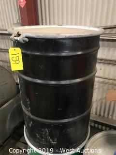 Hazardous Waste Drum