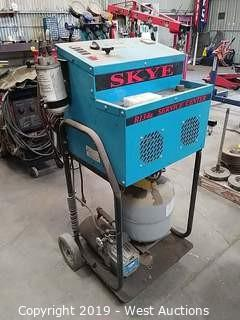 Skye R134A Service Center A/C Recovery & Charge Unit