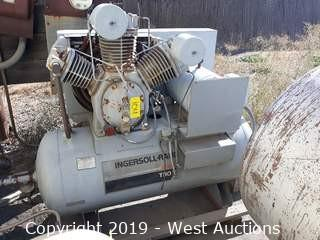 Ingersoll Rand T30 120 Gallon 25HP Air Compressor (Not Running)