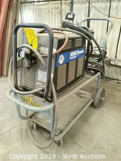 2007 Thermal Dynamics Cutmaster 51 Plasma Cutter With Cart