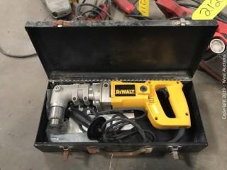 "DeWalt DW120 1/2"" Right Angle Drill"