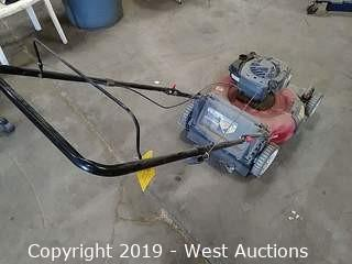 Briggs & Stratton 550 Series Gas Mower