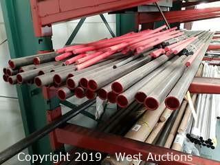 "Steel Stock: (38) 20' X 1⅞"" Pipe"