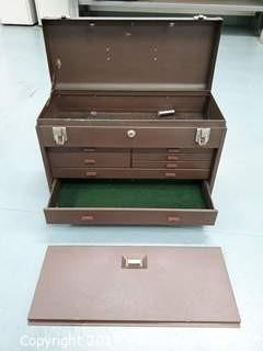 Kennedy Machinists Tool Box