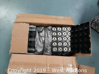 (1) Box Of Finished Aluminum Product