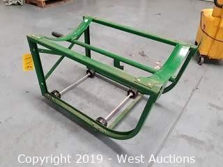 Steel 55 Gal Drum Cradle
