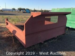 10'x7' Truck Dump Bed