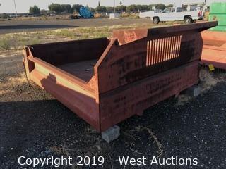 8'x6' Truck Dump Bed