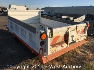 11'x7' Truck Dump Bed