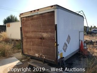 7'x12'x7' Grumman Truck Box
