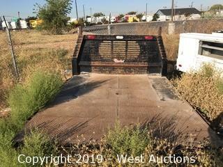 9'x7.5' Truck Flat Bed