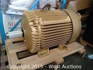 Baldor 50HP Electric Motor