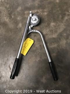Pipe Bending Hand Tool