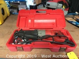 Milwaukee 6523-21 Corded Sawzall With Case