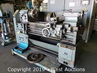 Victor 2040 Engine Lathe