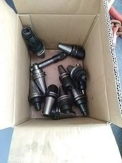 Box of (12) CAT 40 Tool Holders