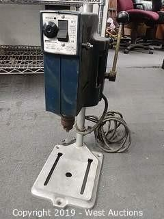 """Ward's PowrKraft TPC 2433A 3/8"""" Drill Press"""
