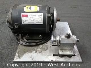 Dayton 5K586B 1/3 HP Power Tool Motor