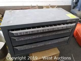 Huot 3-drawer Metric Parts Bin