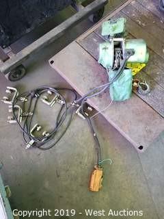 KoneCranes 250kg Chain Hoist